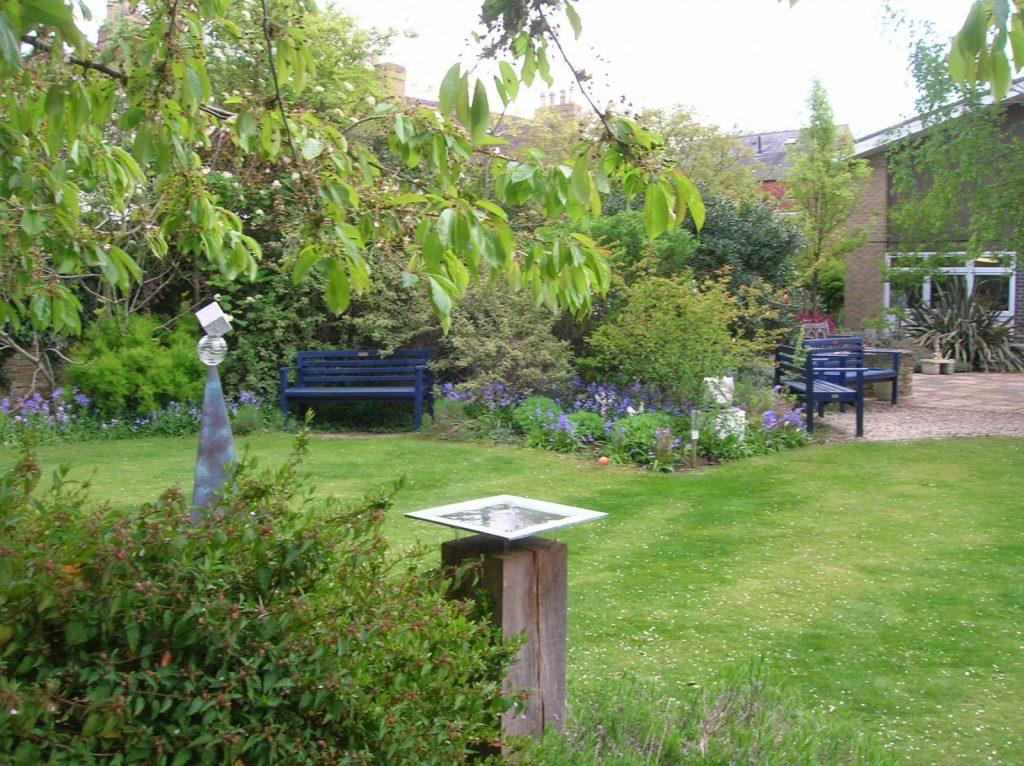 Turrill Sculpture Garden